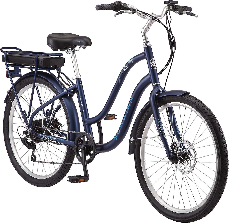 Schwinn Mendocino Adult Hybrid Cruiser E-Bike