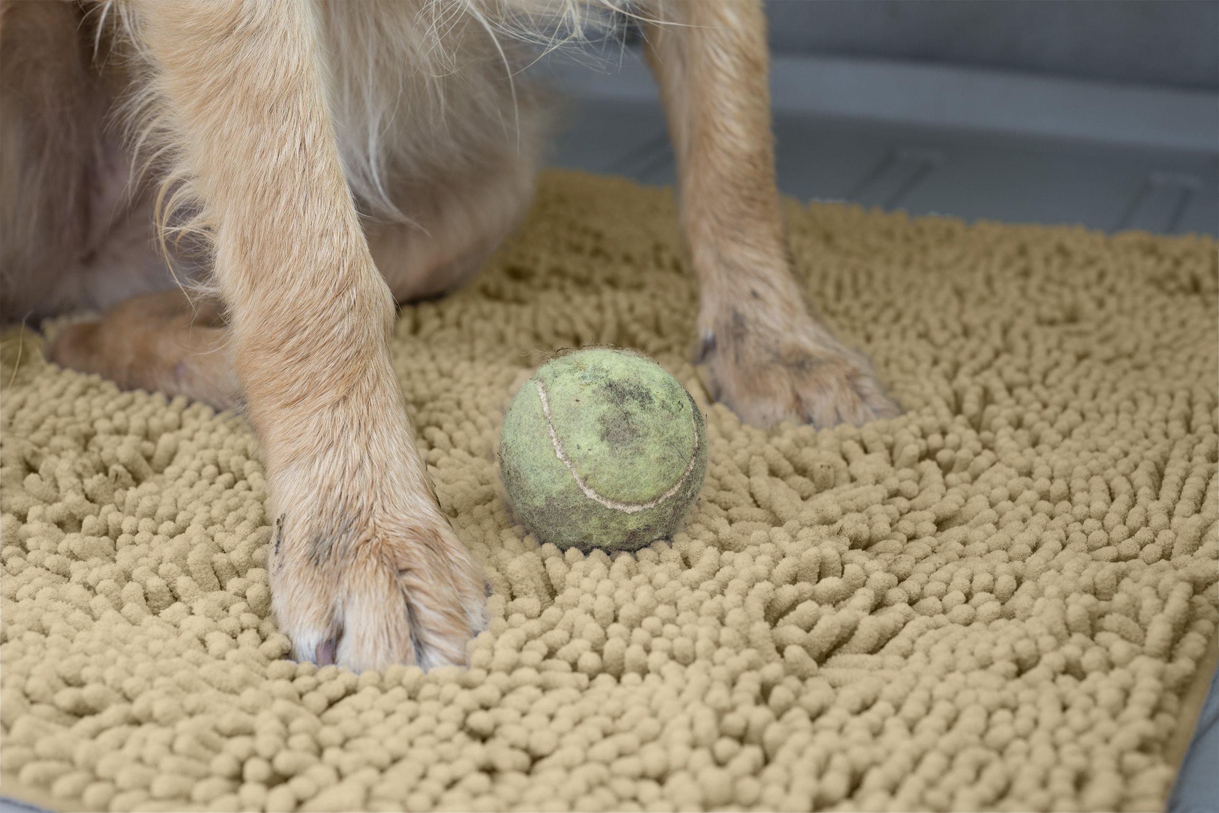 Furhaven Pet 80551613 Runner Muddy Paws Towel & Shammy Rug - Sand by Furhaven Pet (Image #6)