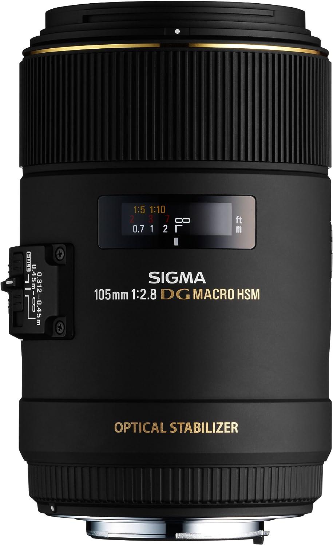 Sigma EX 2.8/105 DG Macro C/AF OS HSM: Amazon.es: Electrónica