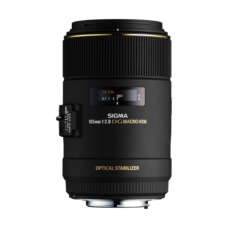 Sigma DG Macro HSM Objetivo para Canon mm f  macro mm