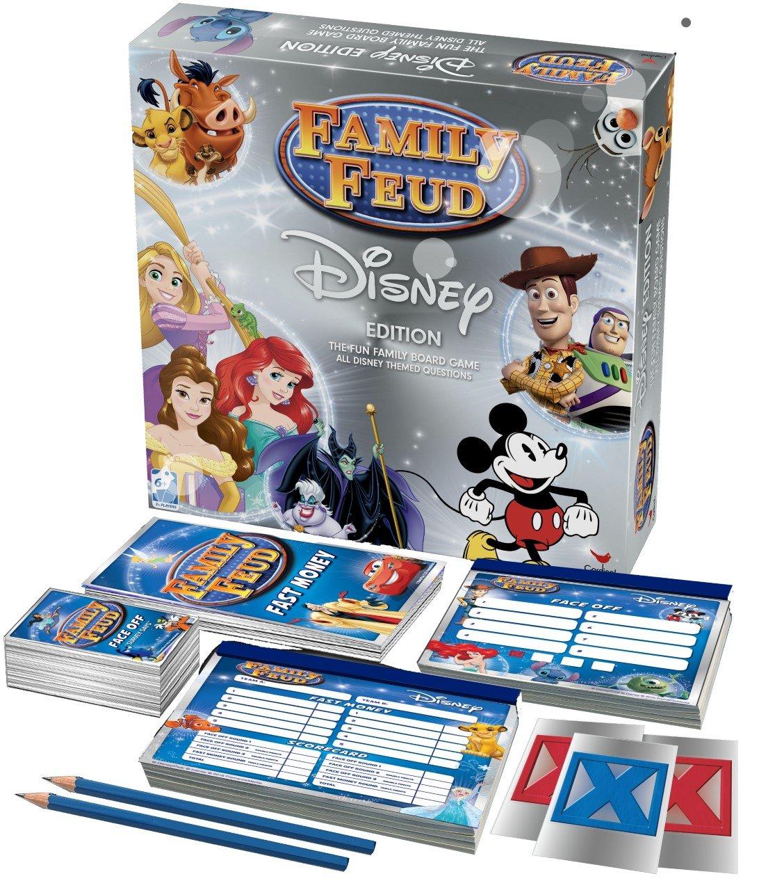 Disney Family Feud Signature Game Image 2