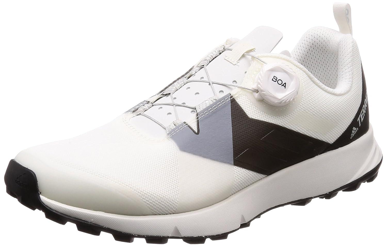 adidas Terrex Two Boa, Chaussures de Trail Homme, Noir (Cblack/Transl/Ftwwht Cblack/Transl/Ftwwht), 43 1/3 EU