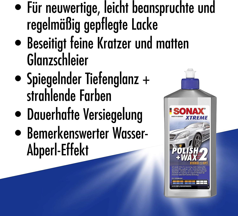 Sonax 2072000 Politur Auto