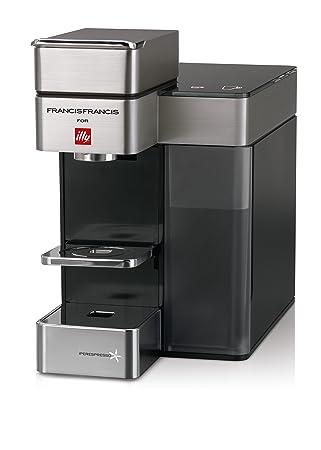 Amazon.com: Francis Francis for Illy 60072 Y5 Duo Espresso & Coffee ...