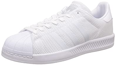 adidas Men s Superstar Bounce Basketball Shoes  Amazon.co.uk  Shoes ... 3cfacfa35f26
