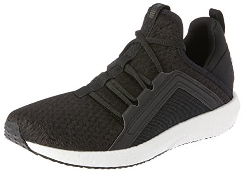 0ad5bcf77a7 Puma Men s Mega Nrgy Puma Black-Puma Black Running Shoes - 10 UK India