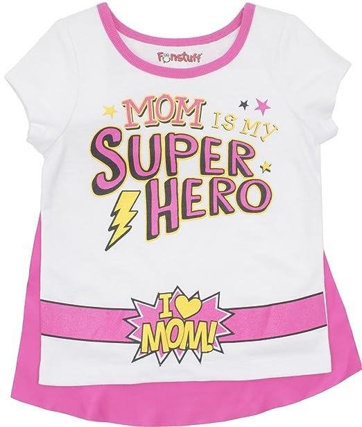 Amazon.com: Funstuff día de la madre Super Hero mamá bebé ...