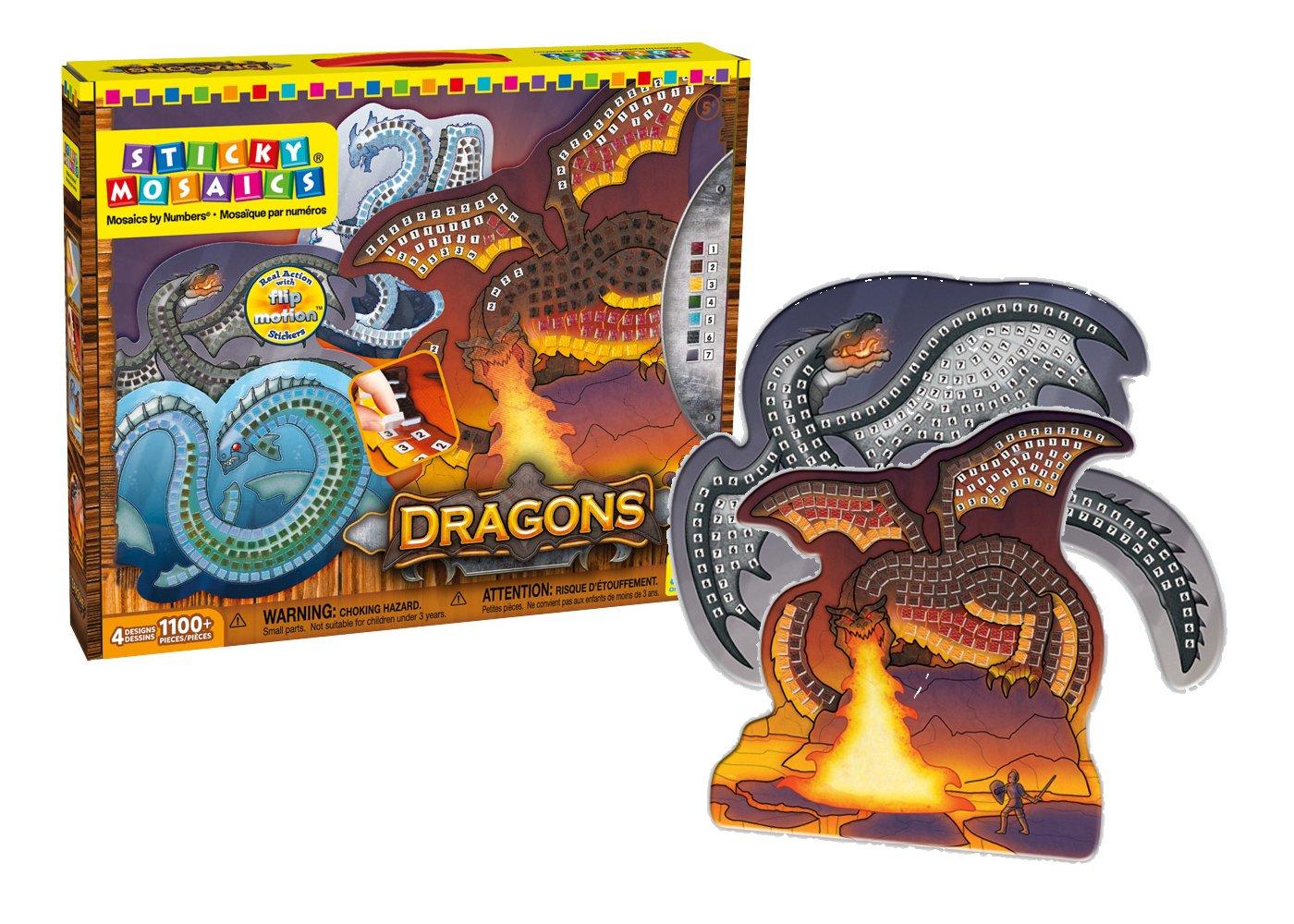 Orb Factory Sticky Mosaics Dragons
