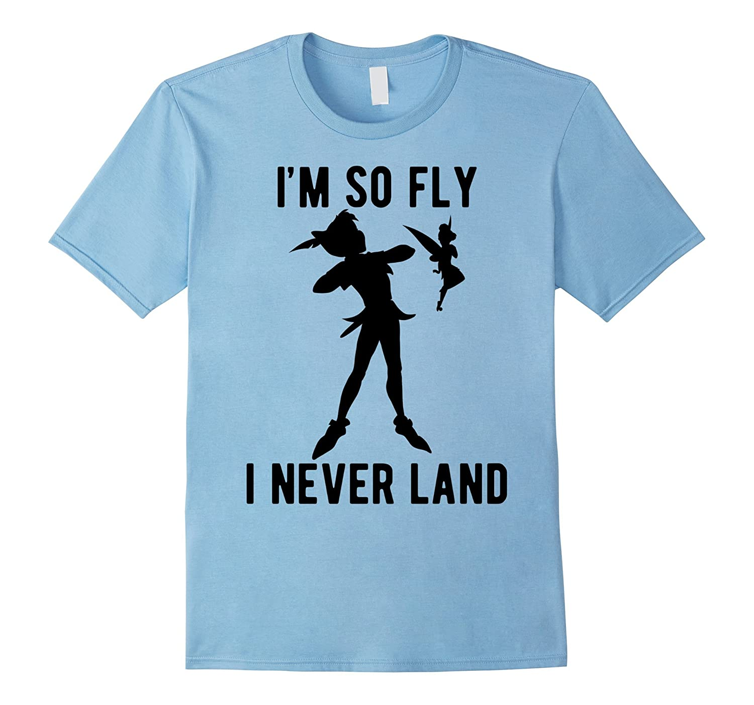 Adult I M So Fly I Neverland T Shirt Amazon Com # Fly Meubles Audio Bois