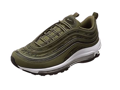 "Nike Air Max 97 ""Tiger Camo Olive"" Retro, Schuhe Herren: Amazon.de ..."