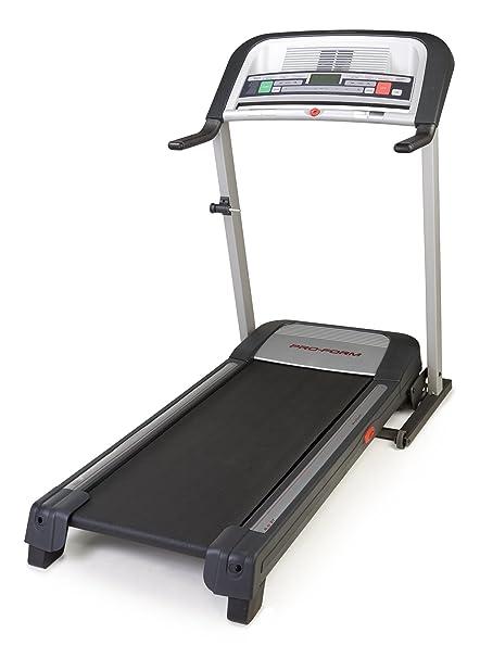 amazon com proform 6 0 zt treadmill exercise treadmills sports rh amazon com Treadmill Proform Personal Trainer Pro Form Treadmill