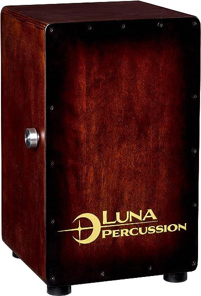 Luna Percussion Vintage Mahogany Cajon