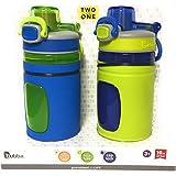 Bubba 16 oz kids water bottle 2 pack