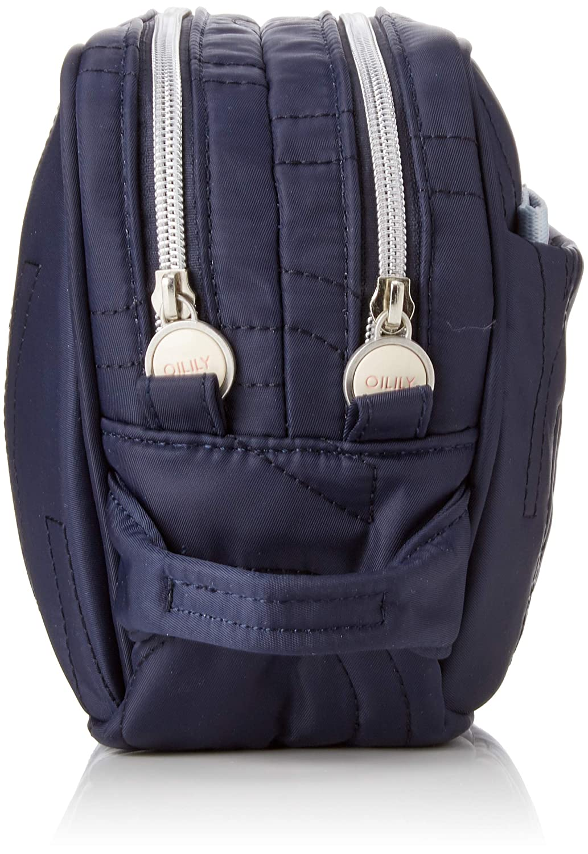 11.0x17.5x26.0 cm Organiseurs de sacs /à main femme Blau B x H T Dark Blue Oilily Spell Washbag Mhz 2 Bleu