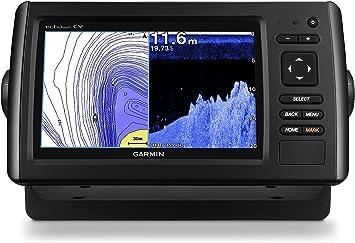 Garmin 010-01570-00 - GPS echoMAP Chirp 72dv WW Sonar sin xdcr ...