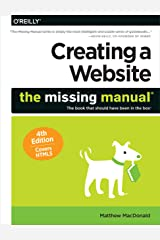 Creating a Website: The Missing Manual Kindle Edition