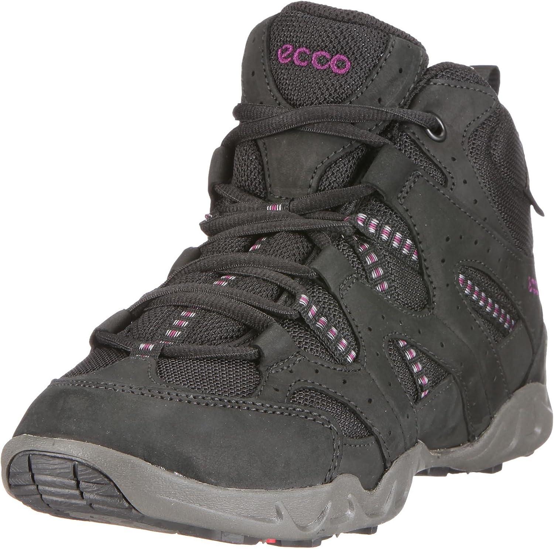 Ecco Noyce Damen Stiefel Boots Winterstiefel 83462351052 Schwarz Neu