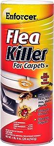 Enforcer 20-Ounce Flea Killer for Carpet, fresh linen scent