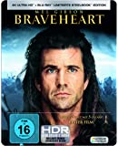 Braveheart (4K Ultra HD + Blu-ray) Steelbook [Blu-ray]