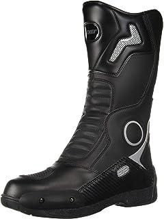 Black, Size 11 Joe Rocket Speedmaster 3.0 Mens Leather Race Boots