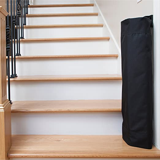 amazoncom the stair barrier babypet gate black baby