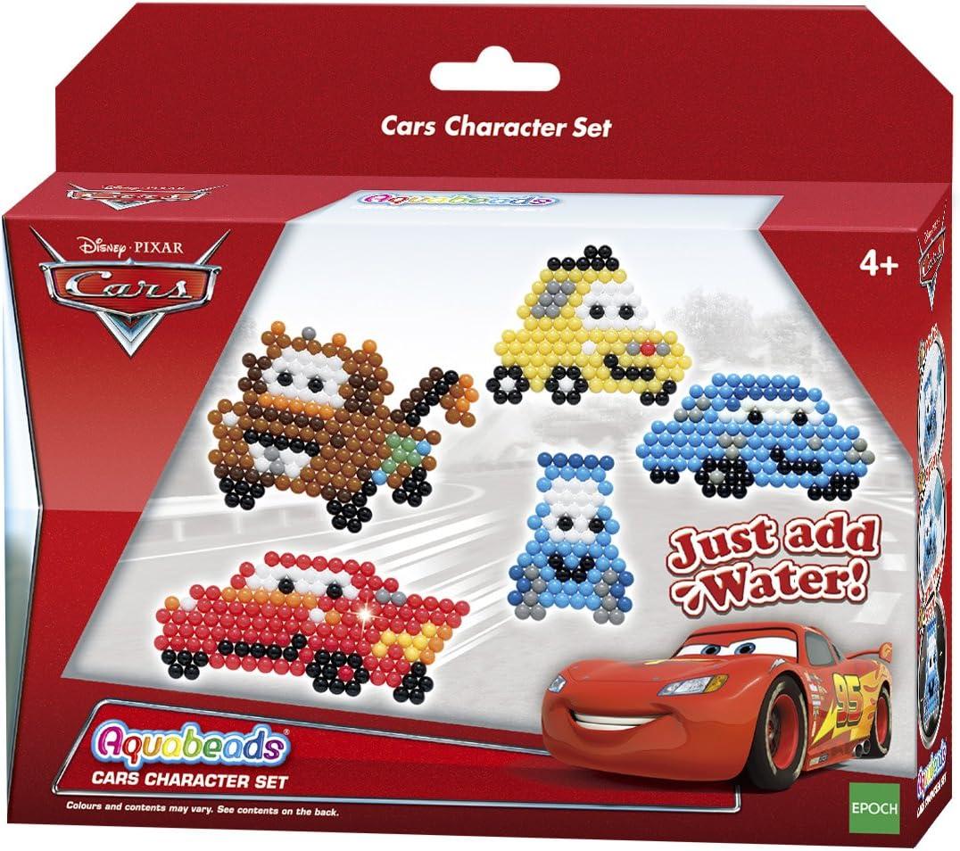 AQUA BEADS Aquabeads Cars - Set de Personajes: Amazon.es: Juguetes y juegos