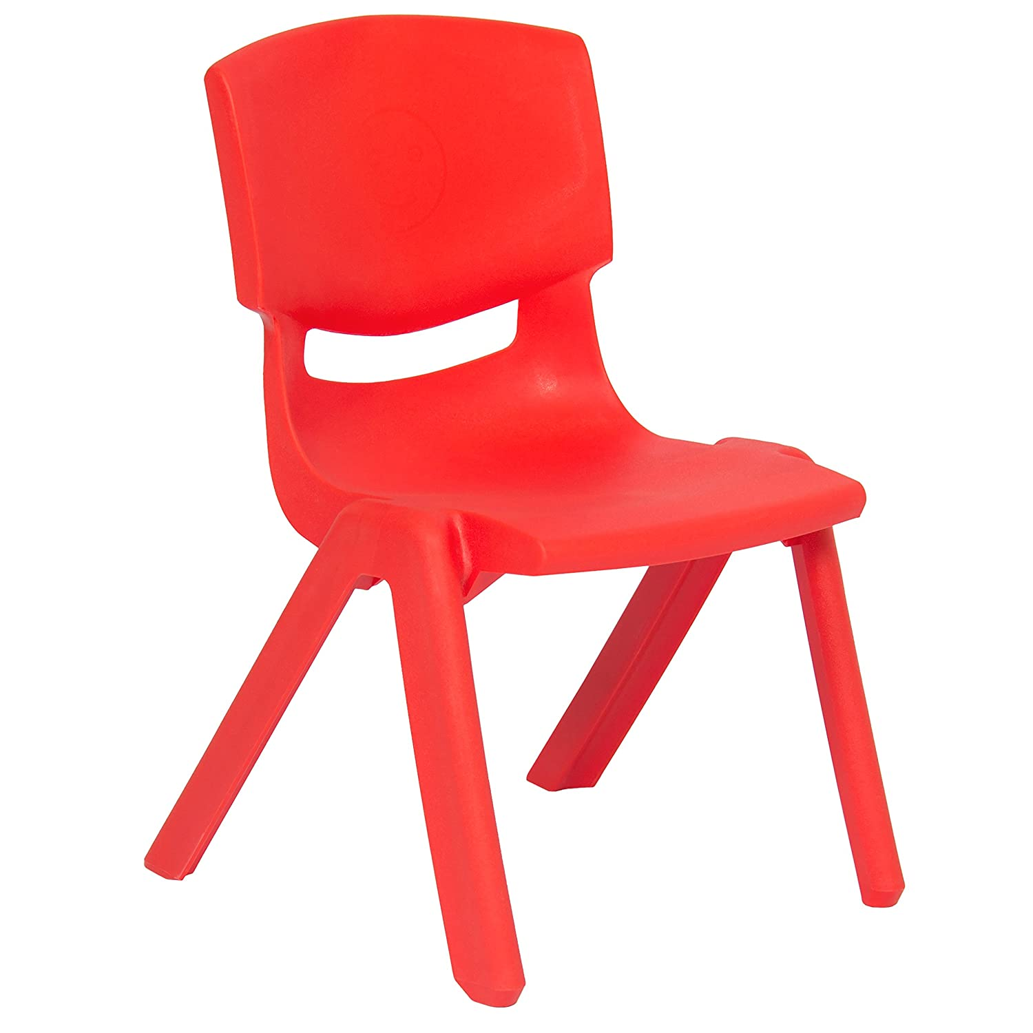 Wonderful Amazon.com: Best Choice Products Multicolored Kids Plastic Table And 4  Chairs Set Colorful Furniture Play Fun School Home: Home U0026 Kitchen