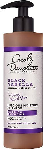 Carol's Daughter Black Vanilla Moisture & Shine Sulfate Free Shampoo For