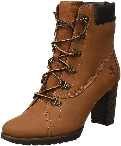 Timberland Tillston Damen Stiefelette Braun Schuhe