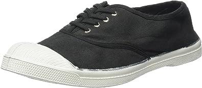 Bensimon Tennis, Zapatillas para Hombre, Negro carbón, 43 EU: Amazon.es: Zapatos y complementos