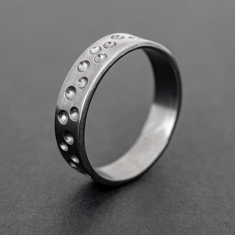 Anillo de plata esterlina 925 para hombres anillo hombres joyas ...