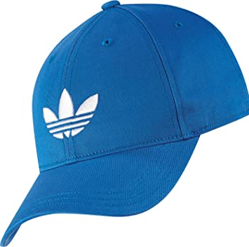 22e502b525fb adidas Originals - Trefoil Cap Roy - Casquette  Amazon.fr  Sports et ...