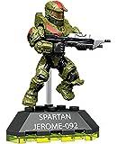 Mega Bloks Mega Construx Halo Spartan Jerome Building Set