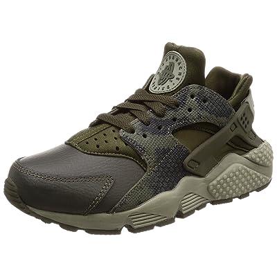 Nike Womens Air Huarache Run PRM Running Shoe | Fashion Sneakers