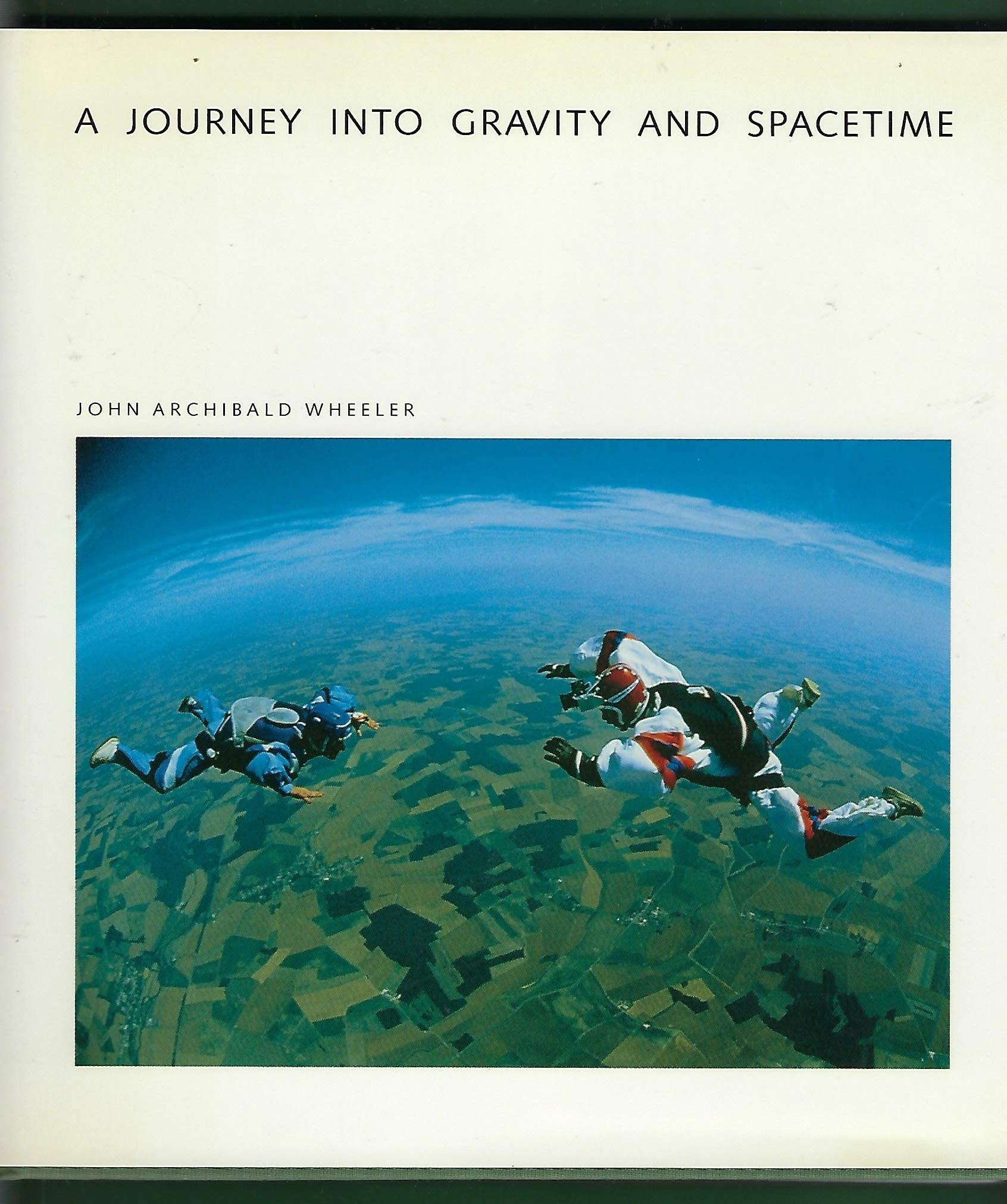 Journey Into Gravity And Spacetime  Scientific American Library