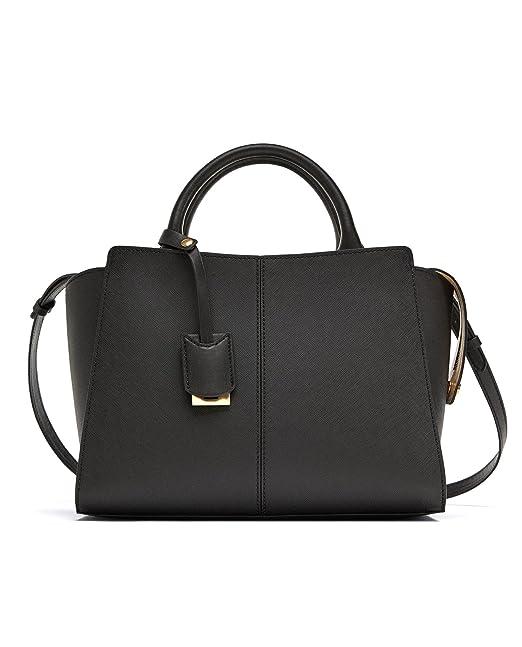 2f2eb2d0dd6 Zara Women Medium tote bag with contrasting pendant detail 2320/304:  Amazon.ca: Clothing & Accessories