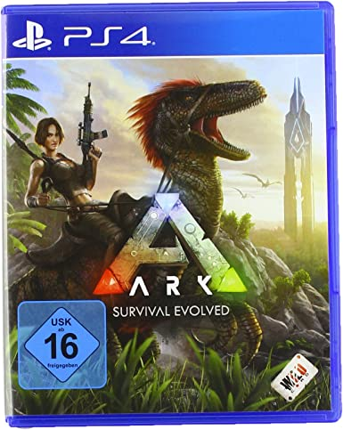 ARK: Survival Evolved - PlayStation 4 [Importación alemana ...