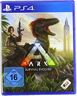 ARK: Survival Evolved (PS4): Amazon co uk: PC & Video Games