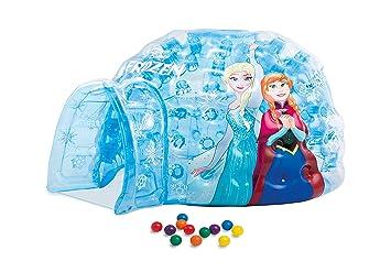 Intex 48670NP - Iglú hinchable Frozen con 12 bolas