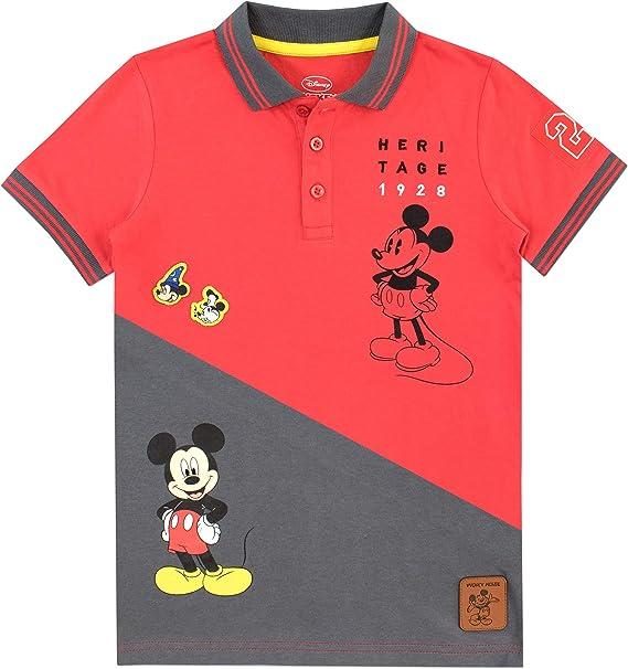 Disney Polos para niño Mickey Mouse: Amazon.es: Ropa y accesorios