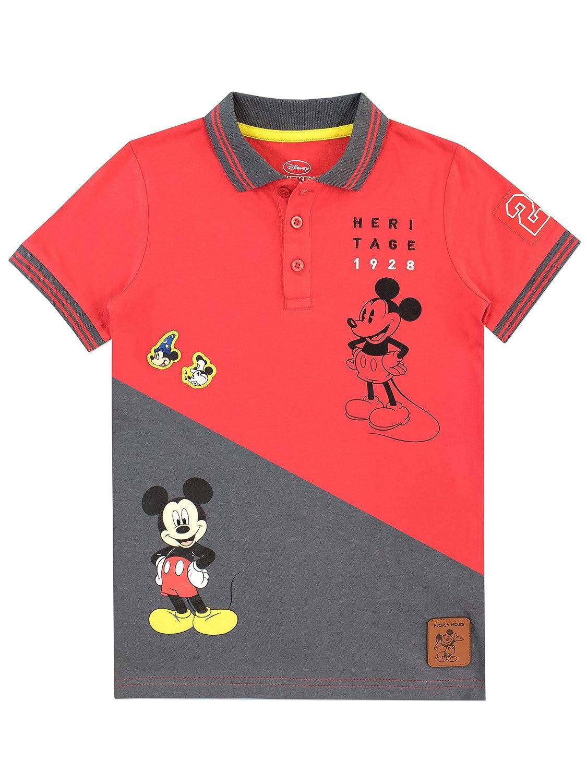 Disney Jungen Mickey Mouse Poloshirt