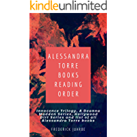 Alessandra Torre Books Reading Order: Innocence Trilogy, A Deanna Madden Series, Hollywood Dirt Series and list of all…