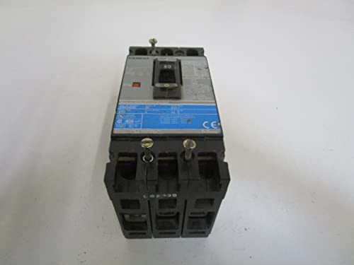 ED63B080 Type ED6 Sentron Circuit Breaker by SIEMENS