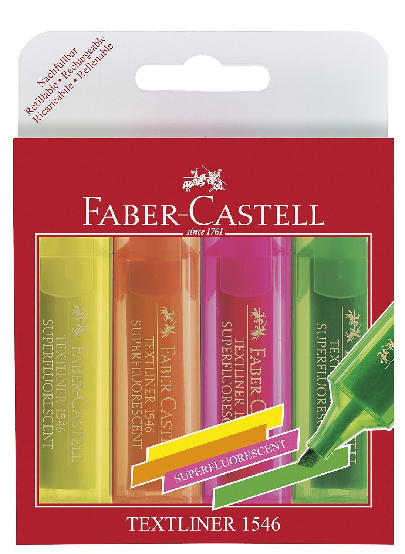 Sharpie Clearview 4 unidades, tinta de varios colores Juego de rotuladores fluorescentes color amarillo