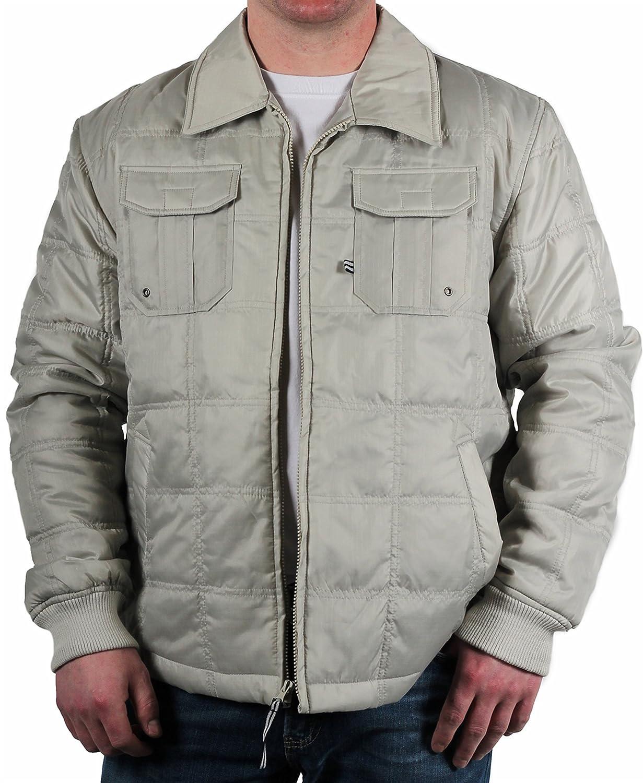 Alexander Julian Men's Quilted Shirt-Jacket at Amazon Men's ... : mens quilted shirt - Adamdwight.com