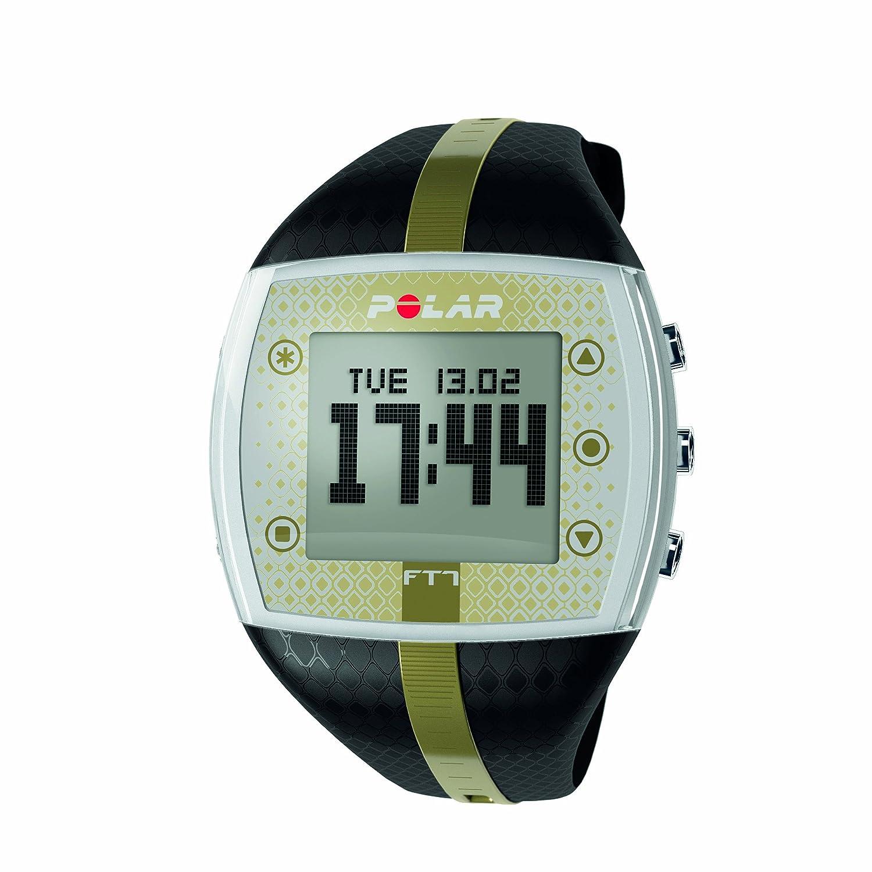 Amazon.com: Polar FT7 Women's Heart Rate Monitor Watch (Black / Gold): Polar:  Sports & Outdoors