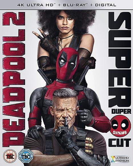 Deadpool 2 in 4K Ultra Blu-ray