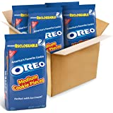 OREO Medium Cookie Pieces, 4 - 2.5 lb Bags