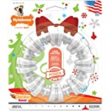 Nylabone Power Chew Holiday Textured Dog Chew Ring X-Large 1 Count