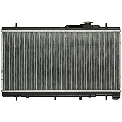 Klimoto Brand New Radiator fits Subaru Outback 2001 2002 2003 2004 3.0L H6 KLI2465: Automotive